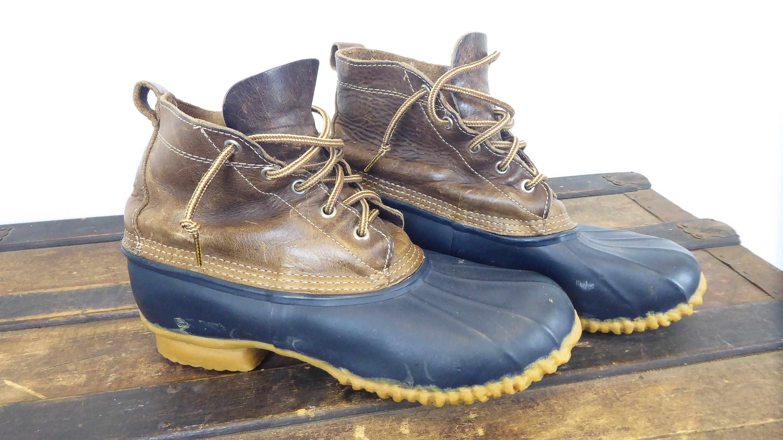 c8eebba5f Eddie bauer rubber duck boots mens size rain vintage winter boots jpg  3000x1686 Eddie bauer rain