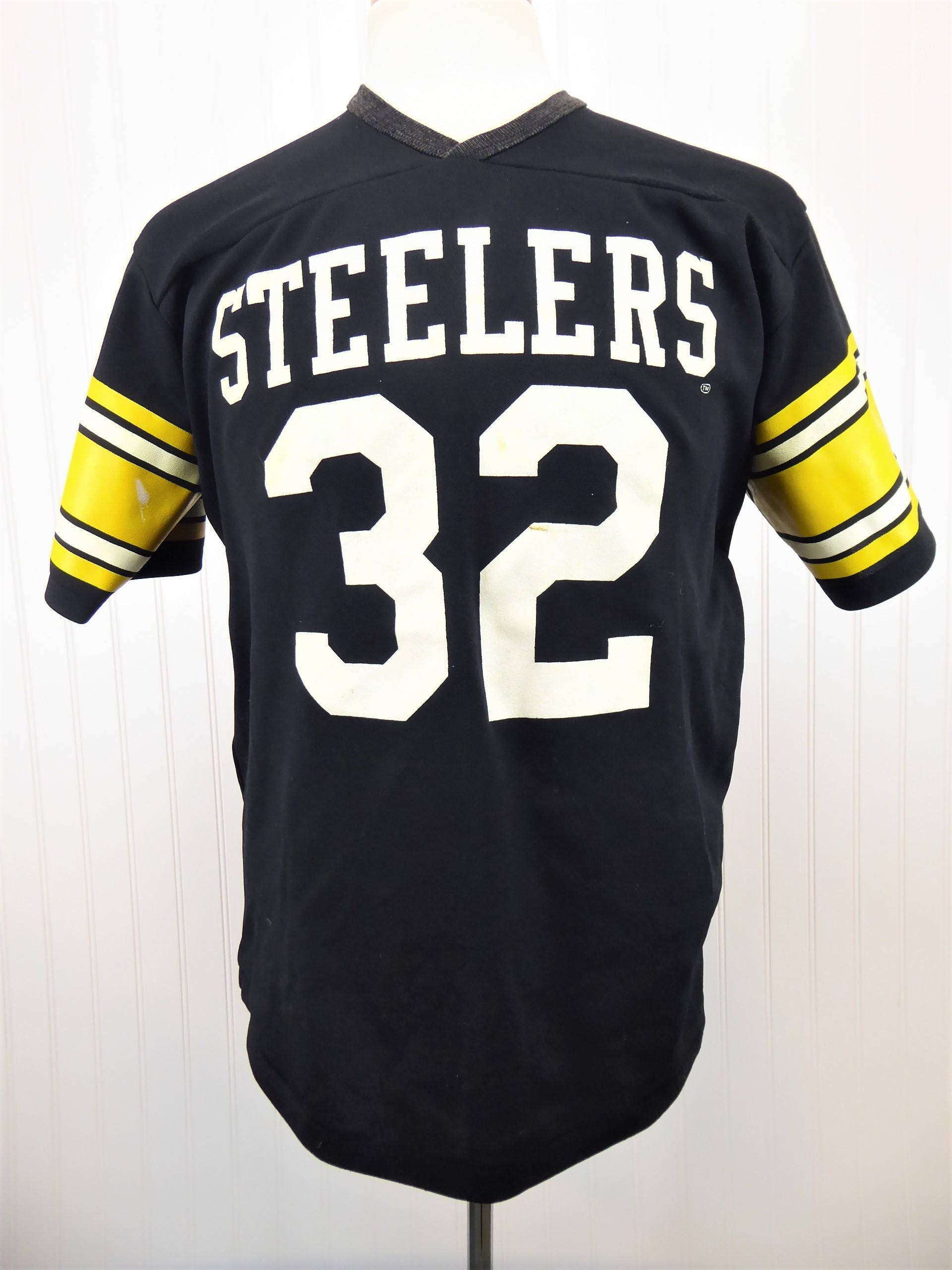 new arrival 4a62d 0d039 Pittsburgh Steelers Franco Harris #32 Jersey, Vintage 80s ...