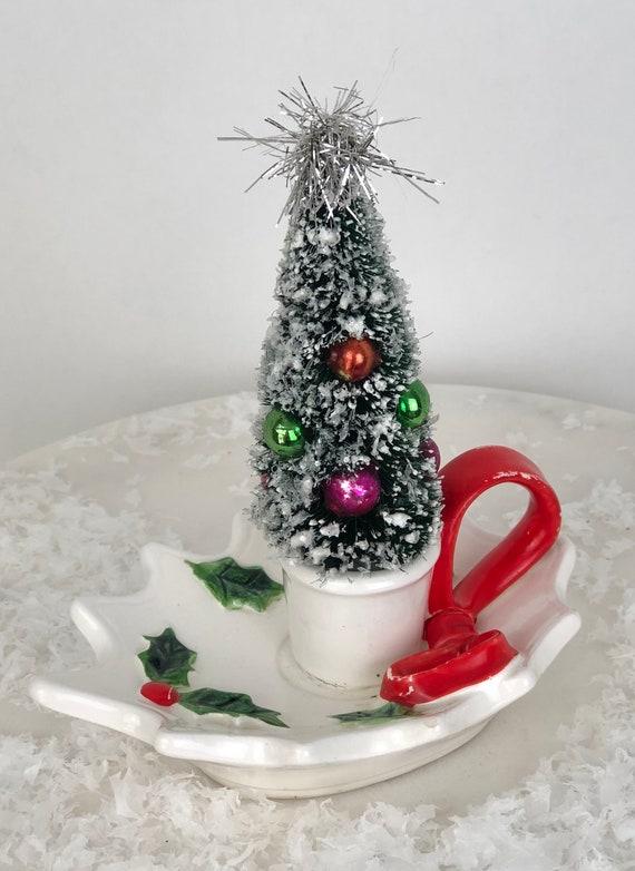 Christmas Topiary.Vintage Lefton Christmas Topiary Christmas Decor Vintage Christmas