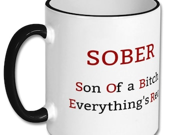 sober gift,alcoholics anonymous,sobriety gift,aa,sobriety,aa recovery,recovery,sober,white drunk,recovery gifts,sobriety anniversary,mugs