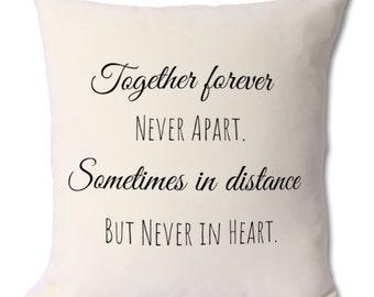 Friendship Pillow Etsy