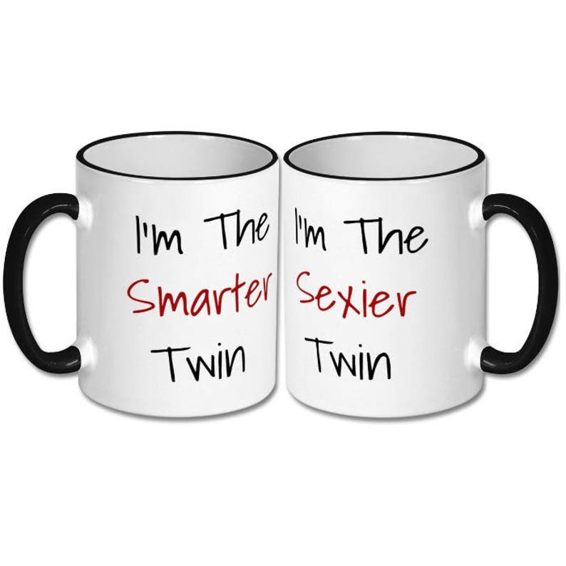 Twinstwin Sister Gifttwin Brother Sistertwin