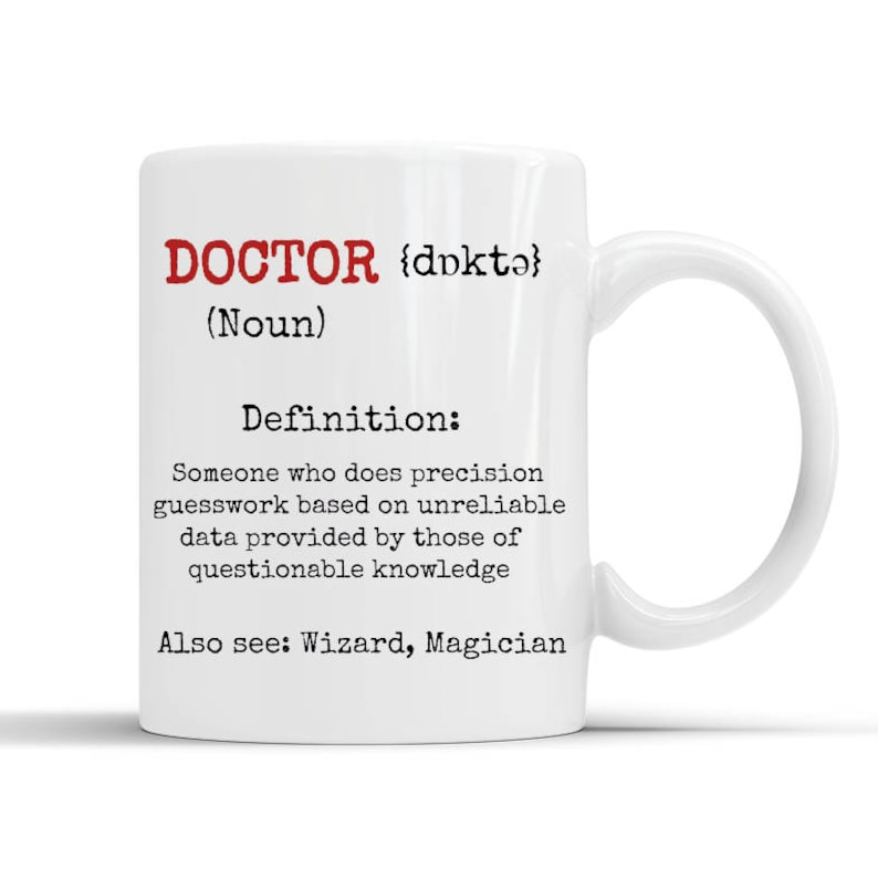 Funny Doctor Gift For Medical