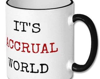 Funny accountant pun,accountant gift,coffee mug,accountancy,accounting,accounting student,accounts,accountant mug,graduate,graduation,mugs