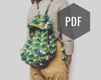 The Joy Backpack Pattern