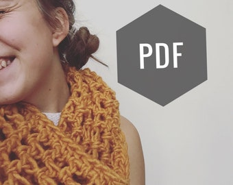The Mae Scarf Pattern