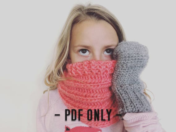 The Maia Infinity Scarf Pattern
