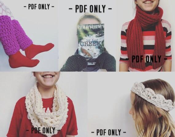 The Koselig Crochet Market Favourites Pattern Bundle