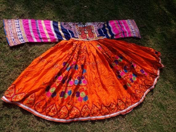 Afghan Vintage Kuchi Pashtun Ethnic Tribal Afghan