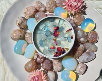 Moon Goddess Candle~ Aquamarine, Our Favourite, Premium Soy Candle, Best Scented Candle