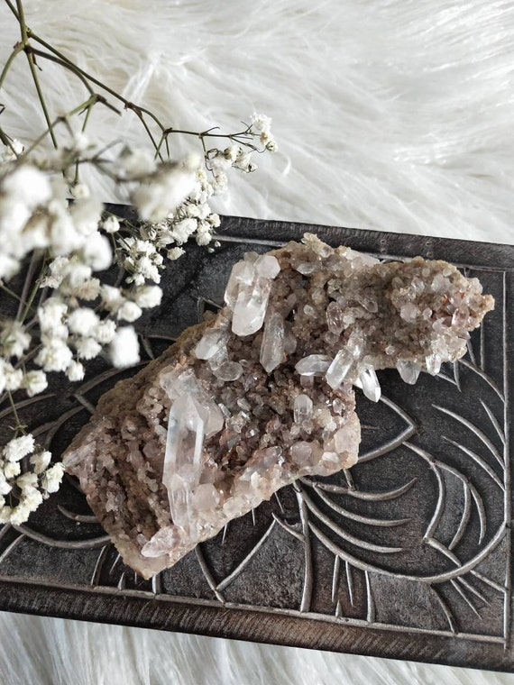 Gorgeous Himalayan quartz, Crystals
