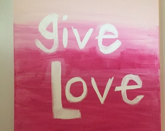 Give Love