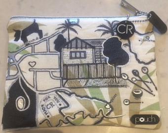 Personalised pouch or purse
