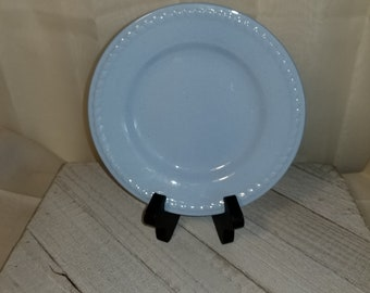 Small Blue Plate