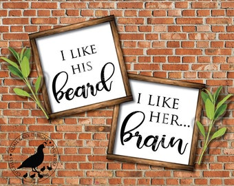 1254+ I Love His Beard Svg File for Free