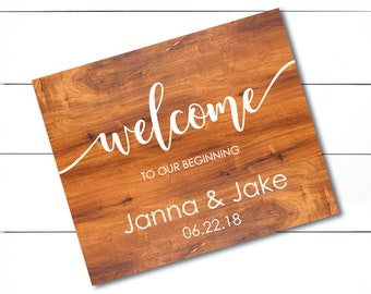 Welcome Wedding svg, Customizable Wedding Welcome svg, DIY Wedding svg, FixerUpper Wedding svg, Stencil, Cut File, Joanna Gaines, Magnolia