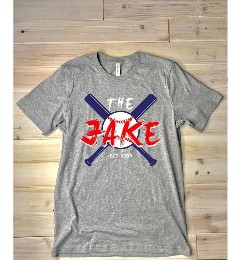 53a2218f The Jake Cleveland Baseball Stadium Cleveland Athletic | Etsy