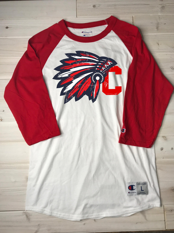 367be018 Cleveland Chief C Tribe Cleveland Baseball Ohio Grit Tees | Etsy