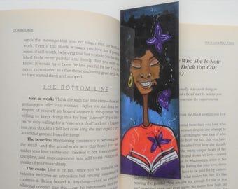 All Smiles Bookmark/ Original Bookmark/ Bookworm/Big Ideas Collection Bookmark