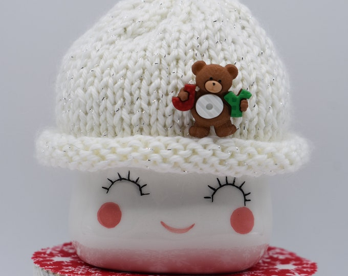 Marshmallow Mug Hats