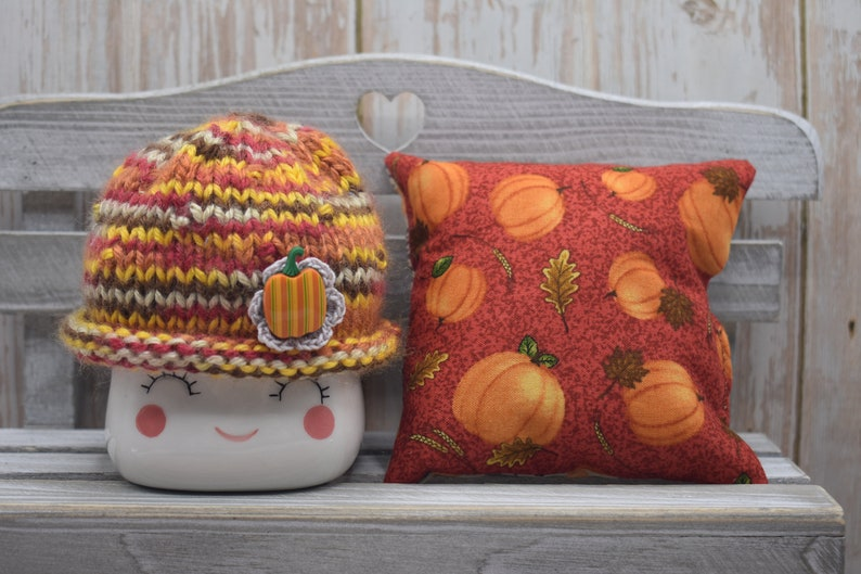 Harvest Tiered Tray Pillow