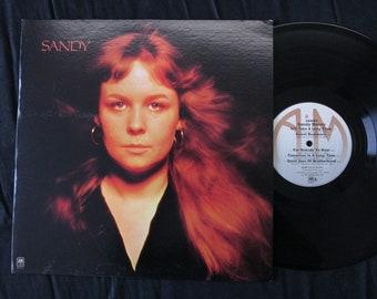 Sandy Denny / Sandy / Gatefold Vinyl LP / A & M / SP 4371