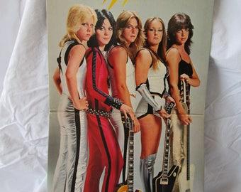 The Runaways / Live in Japan / Gatefold Vinyl LP / Mercury / SRM 1-3740