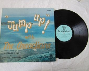 The Arcadians / Jump Up / Gatefold Vinyl LP / Patience Hill / PH 6801