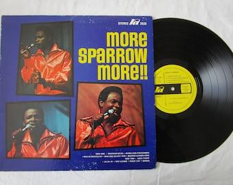 Mighty Sparrow / More Sparrow More / Gatefold Vinyl LP / ID / 2020