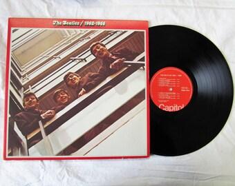 The Beatles / 1962-1966 / Gatefold Vinyl LP / Capitol / SKBO 3403 / Reissue