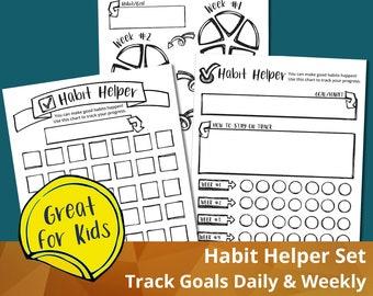 Habit Helper Set for Kids
