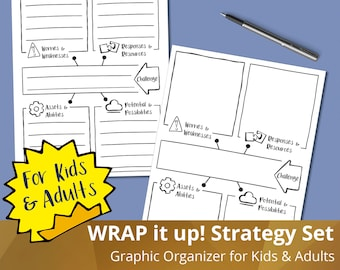 WRAP it up! Strategy Set