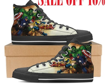 7ef1934061445b Captain america shoes