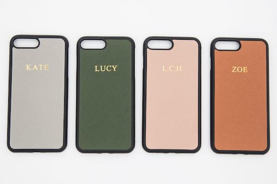iPhone case iPhone 7 case Leather iPhone 7 cover Custom case