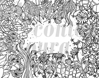 Christmas Time Adult Coloring Pages Book