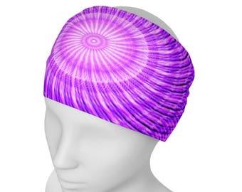 Boho Headband For Women Head Bands Spring Fashion Yoga Headband Hippie Chic Rave Outfits Festival Hairband Dreadlock Scarf Adult Yoga Turban