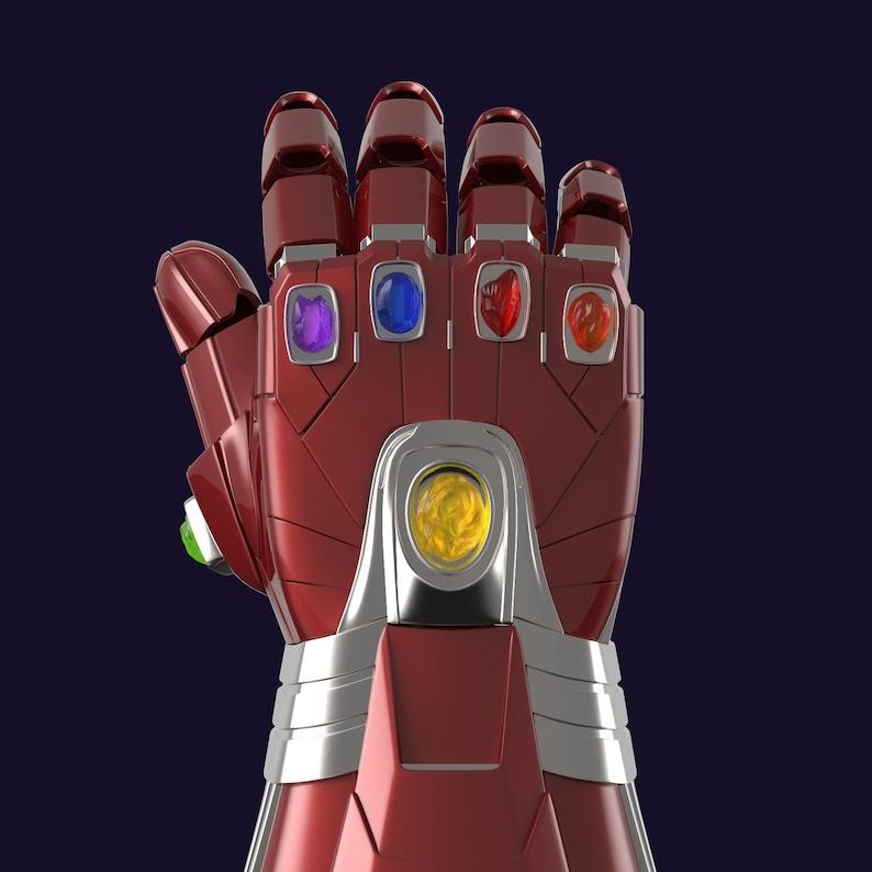 Iron Man Infinity Gauntlet 3d Print stl file