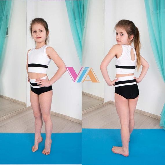 Dance Kids Wear Dancewear Activewear Girls Dancewear Pole Etsy