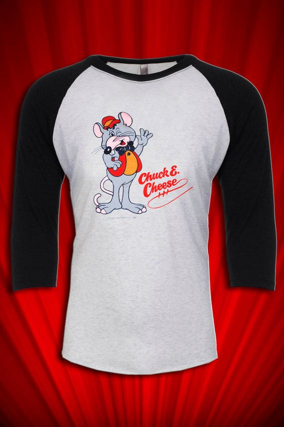 Chuck E Cheese/'s Chucky Welcoming You Adult T Shirt