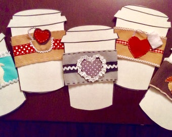 Cozy Mugs Thermal Cup Cozies
