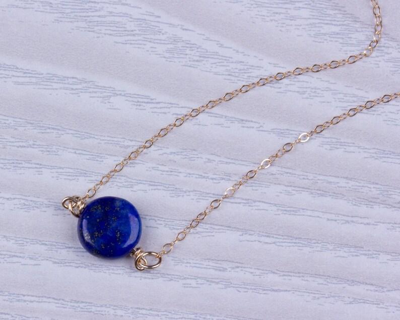 Personalized Bracelet Bridesmaid Bracelet Something Blue Blue Stone Bracelet Lapis Lazuli Bracelet Blue Lapis Bracelet 0044BB