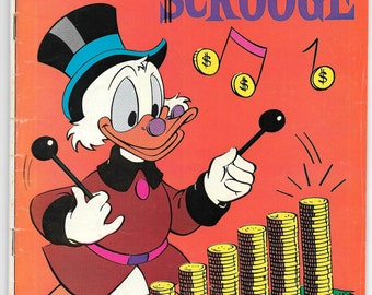 1975 Walt Disney Uncle Scrooge #119 Gold Key Comics FREE BAG/BOARD