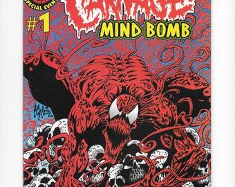 True Believers Absolute Carnage Mind Bomb #1 2019 NM Marvel Comics