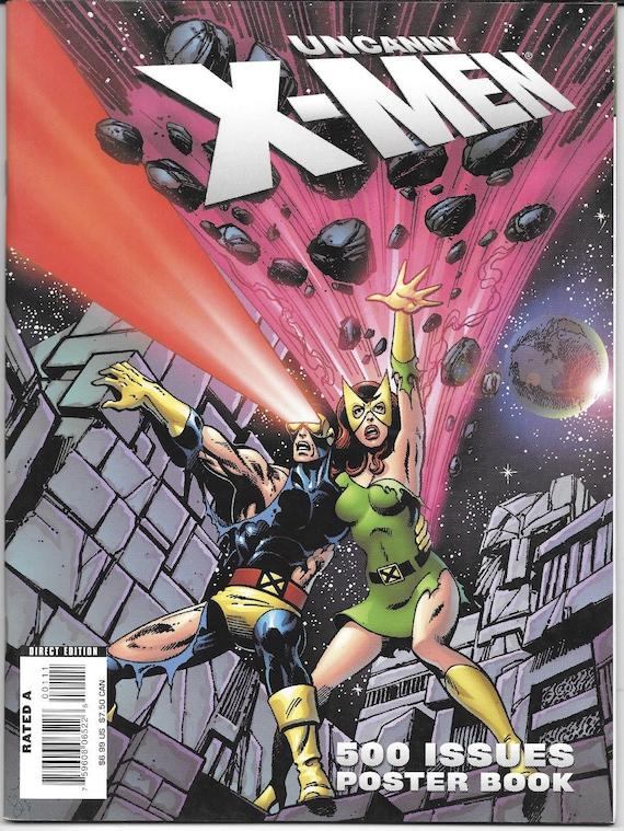 USA X-Men Poster Magazine # 1