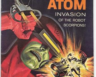 1966 Doctor Solar Man Of The Atom #18 Gold Key Comics FREE BAG/BOARD