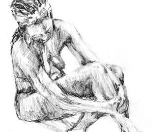 Life Drawing, Female