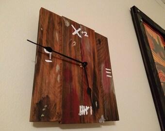 Horloge de confondre l'utilisation de temps»