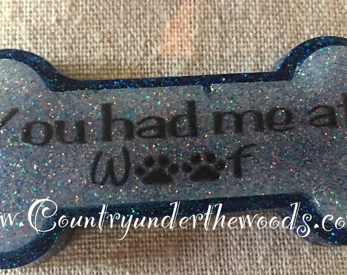 Dog Bone Keychain,customize, personalize, glitter, Made to order, Purse Bling, Unique, Great Gift for those hard to buy for people