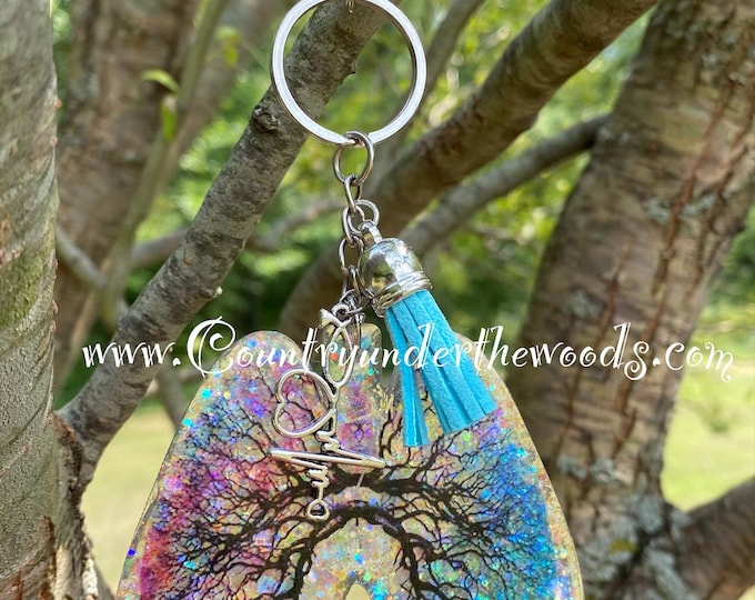 Lung Key Chains, Custom Made, Medical Key Chains ,Great Gift, Handmade ,Unique gift, Personalize Key chain, Respiratory Therapist