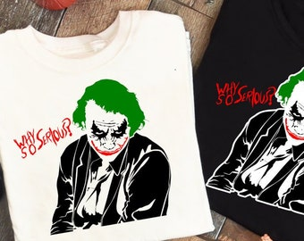 6119fe48 Joker shirt.. why so serious?